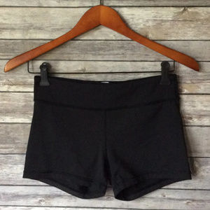 Lululemon Girls Ivivva Athletic Stretch Shorts